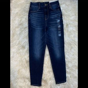 NWT🏷American Eagle Curvy Highest Rise Jegging 0 S